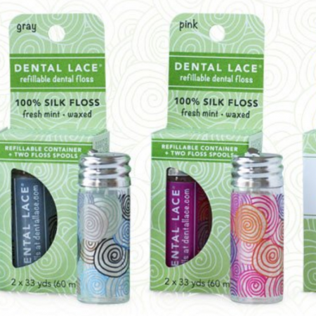 Plastic free Dental Floss