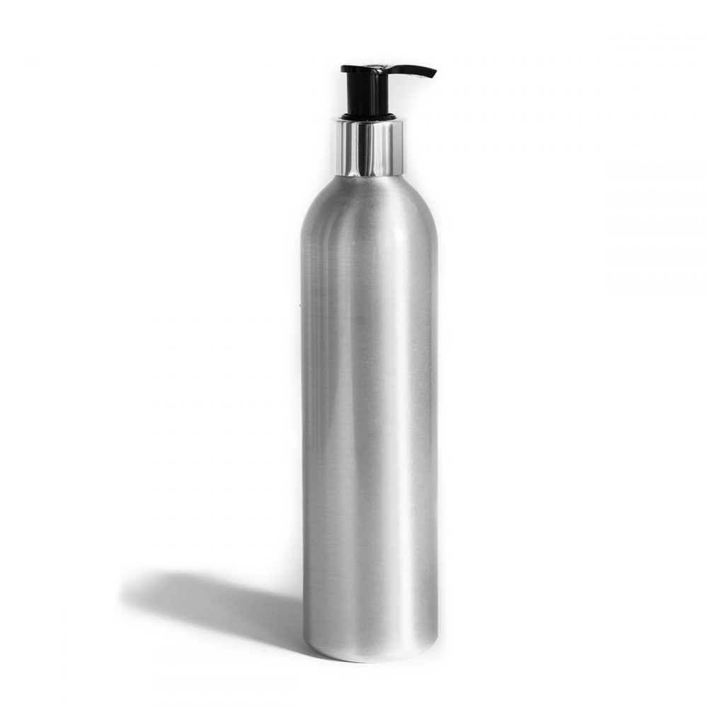 Aluminium Bottle for Refill Zero Waste