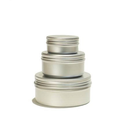 reusable aluminum jar
