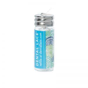 dentalLace dental floss plastic free