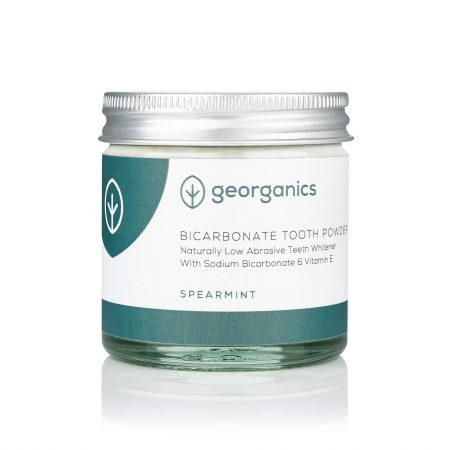 Zero Waste Teeth Whitening Powder