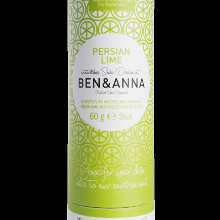 ben & anna persian lime Deodorant