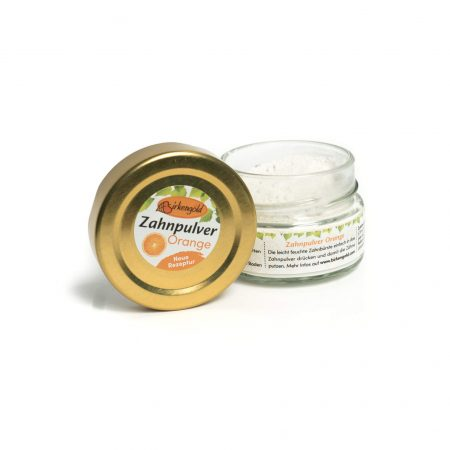 Xylitol Toothpowder Orange