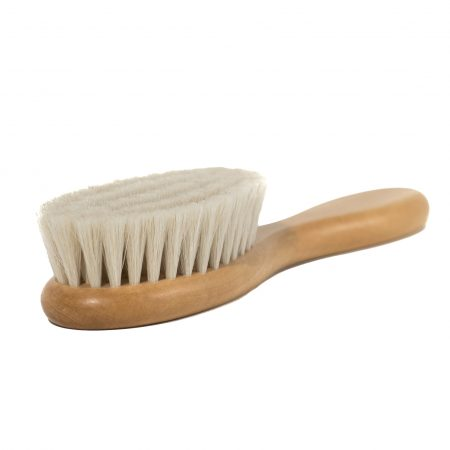 Plastic free baby brush