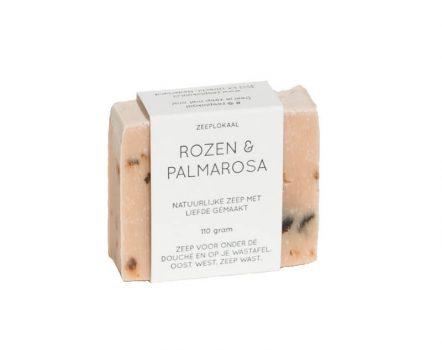 Zeeplokaal Rozen & Palmarosa Hand and Body Soap