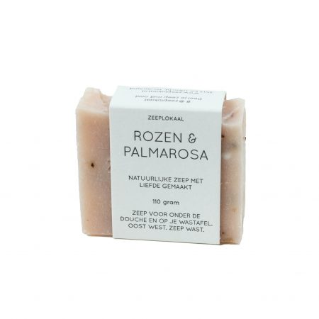 Rose & palmarosa Luxury Soap
