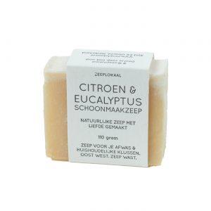 Household soap Citroen & Eucalyptus