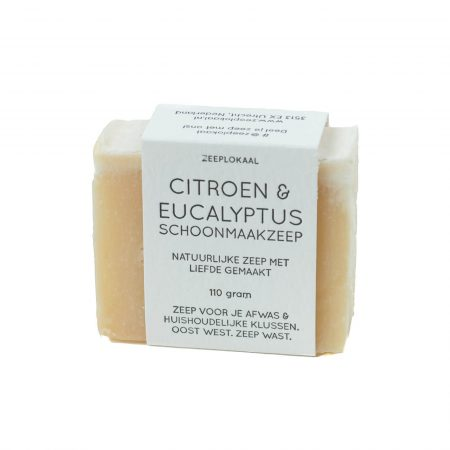 Household soap Citroen & Eucalyptus