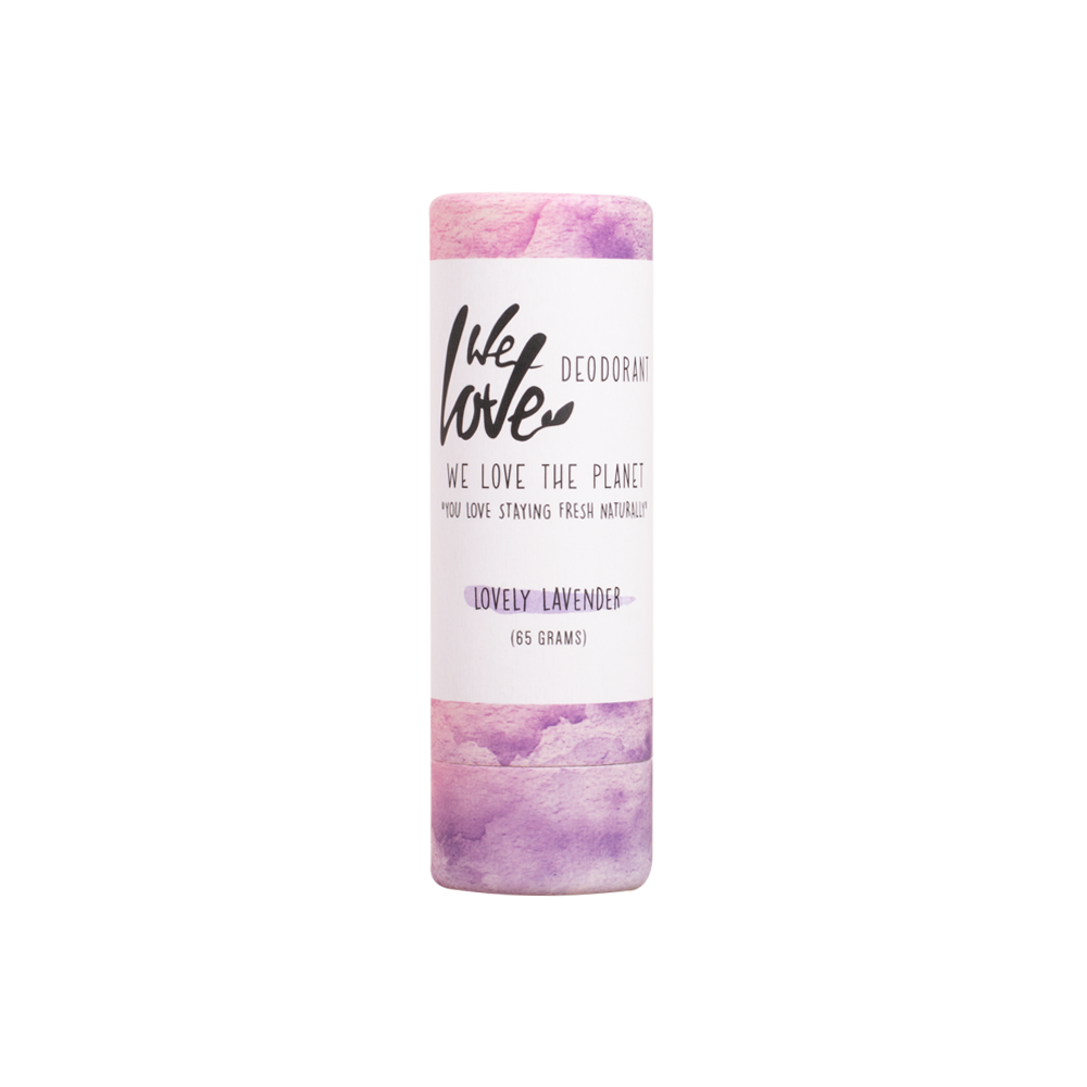 We love the planet Deodorant Stick Lovely Lavender
