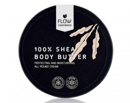Flow Cosmetics 100% Biologische Sheabutter
