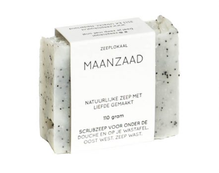 Zeeplokaal Poppyseed Hand & Body Soap