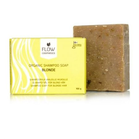 Flow Cosmetics Shampoo Bar Blonde