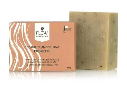 Flow Cosmetics Shampoo Bar Brunette