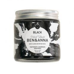 Ben & Anna Natural Toothpaste Black