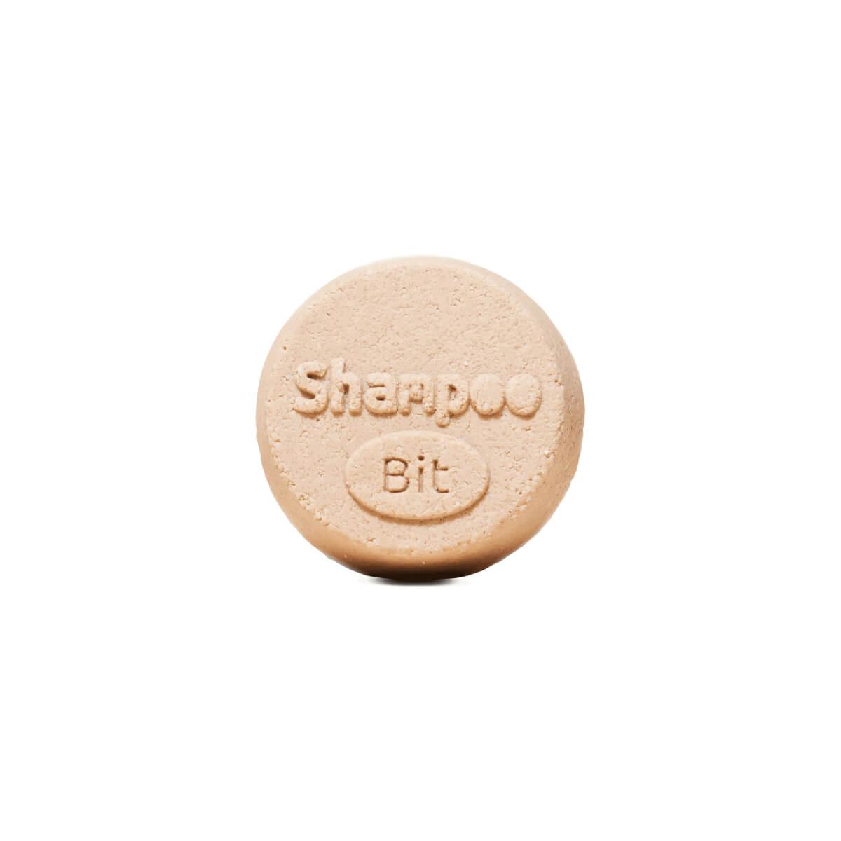 Solide shampoo voor droog en fijn haar - ShampooBit Roses