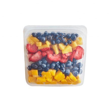 Stasher Bag Sandwich size reusable food bag