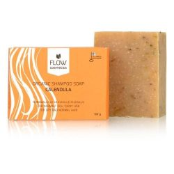 Flow Cosmetics Calendula Shampoo Bar