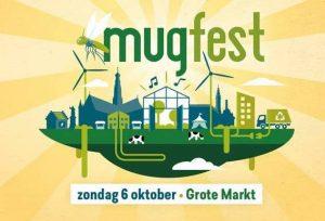 Mugfest Haarlem Grote markt