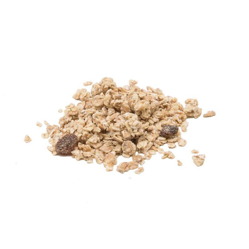 Muesli crunchy, plastic-free