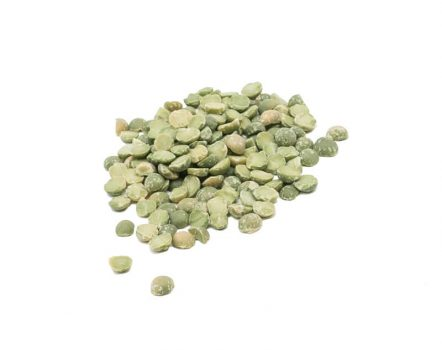 Zero Waste Dry Peas