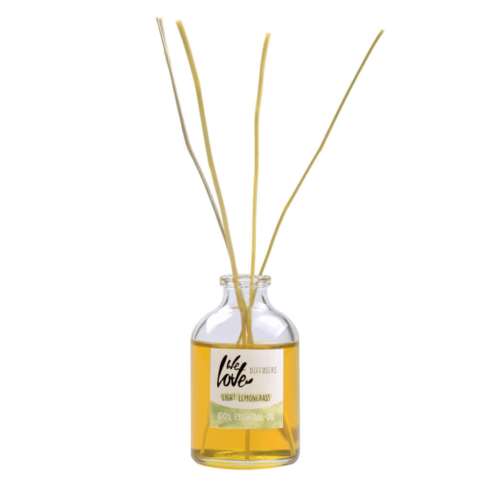 We Love The Planet - Diffuser Light Lemongrass