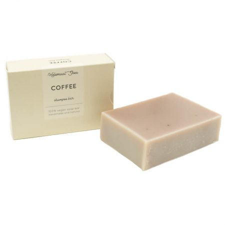 Helemaal Shea Shampoo Bar Coffee