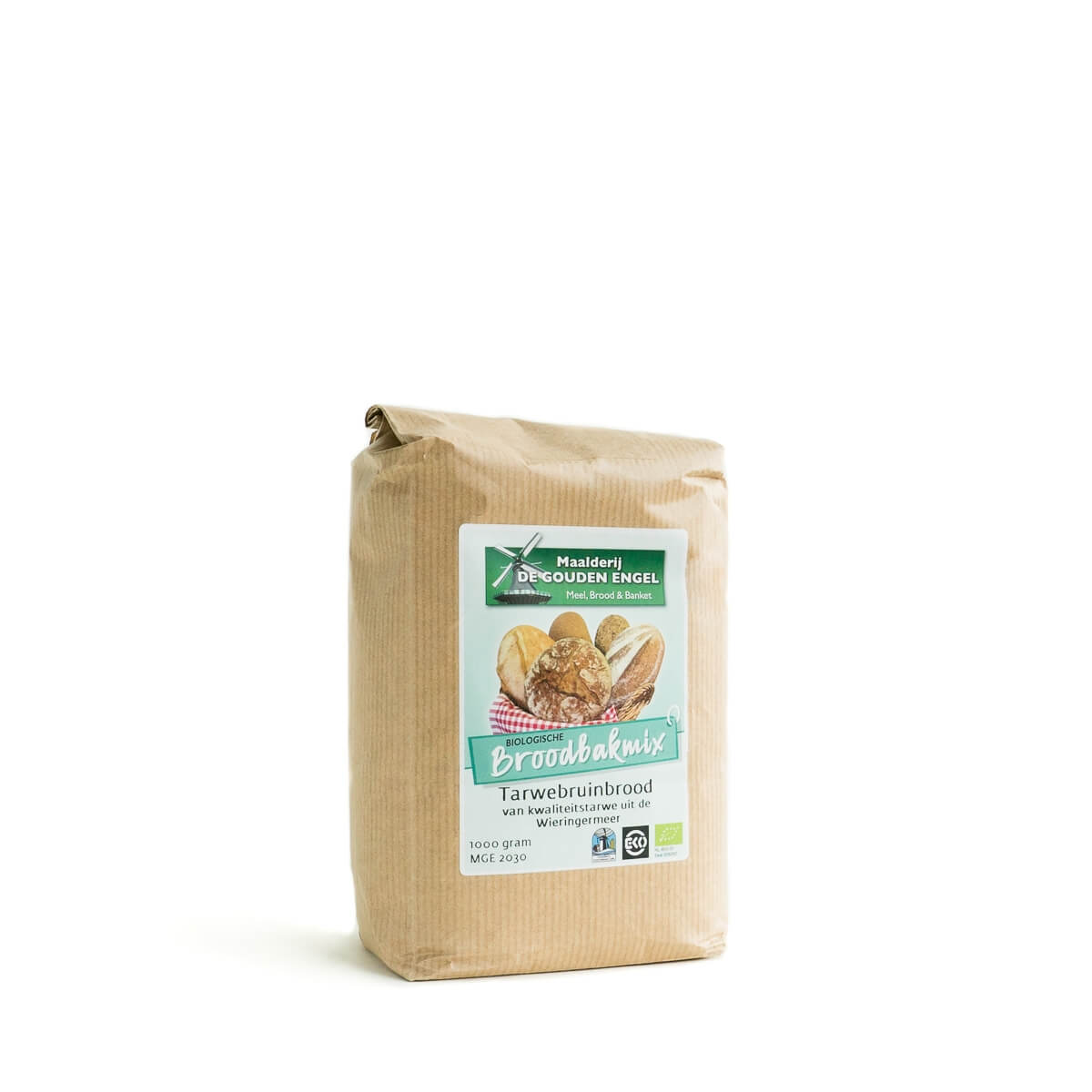 Brown Wheat Bread Mix 1000gr