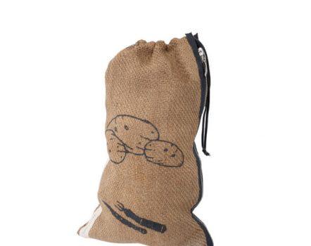 Potato Bag with zipper