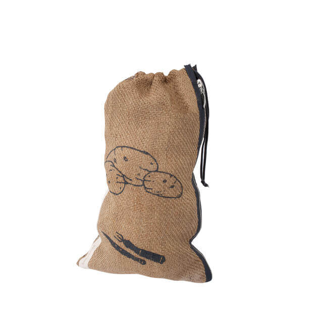 Potato Bag with zipper