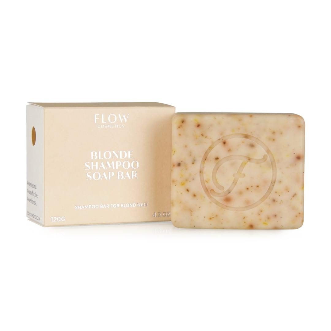 Shampoo Bar Blond - Flow Cosmetics
