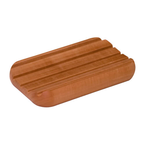 Wooden soap dish Redecker Germany