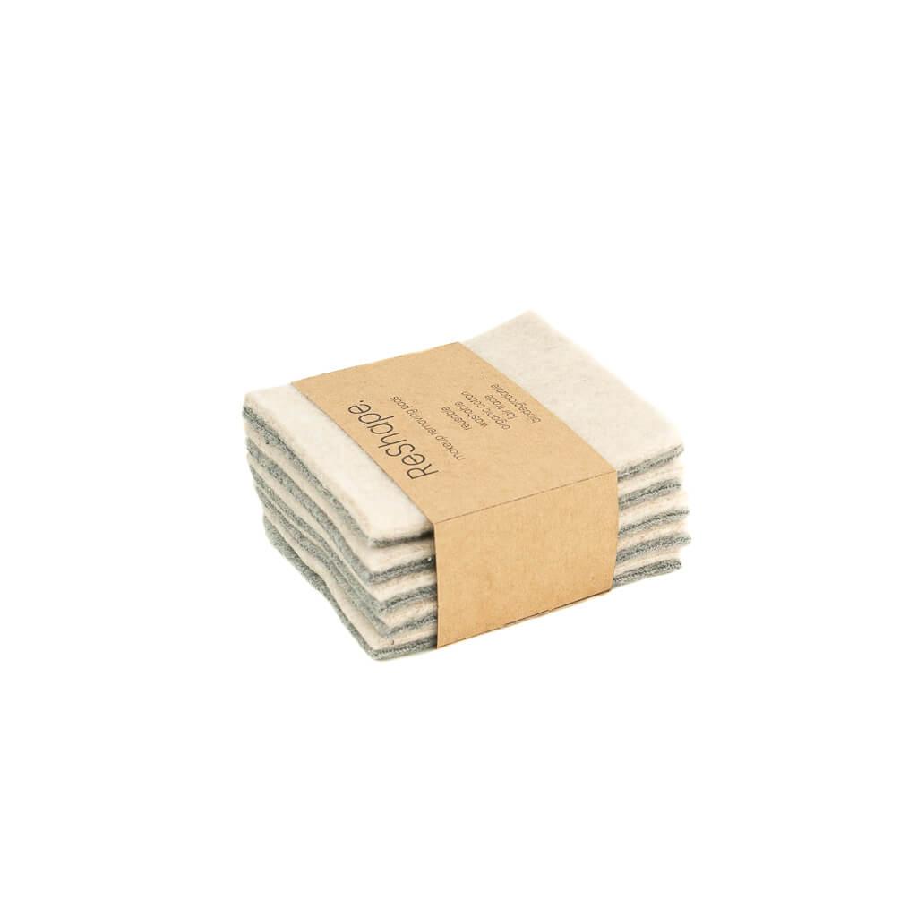 Reusable Makeup remover pads Neapolitaner