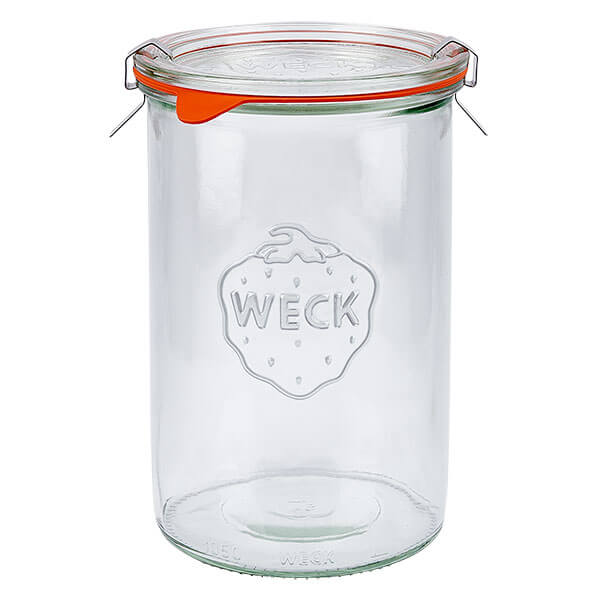 WECK 1000ml sturz glass jar