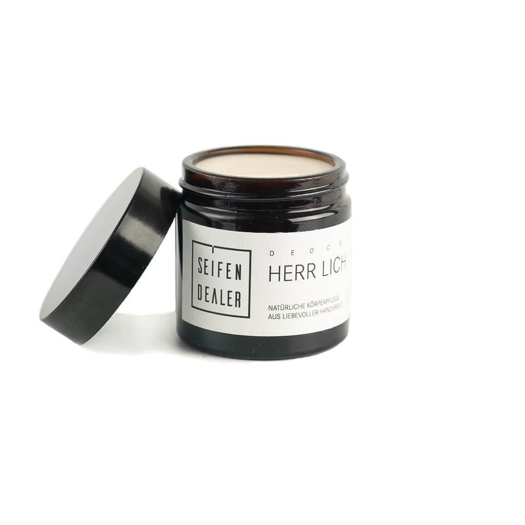 Herr Lich - Aluminum-Free Cream Deodorant