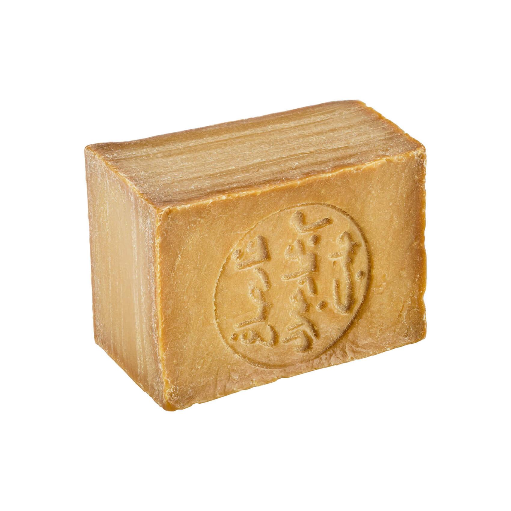 Zhenobya Organic Laurel Aleppo Soap 25%